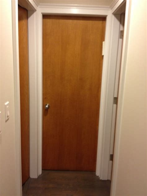 How To Replace Closet Doors by Any Ideas For Updating Dull Interior Doors And Closets