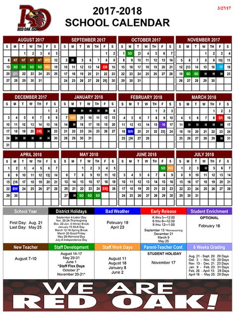 Bulloch County School Calendar School Calendar Christian County High School School