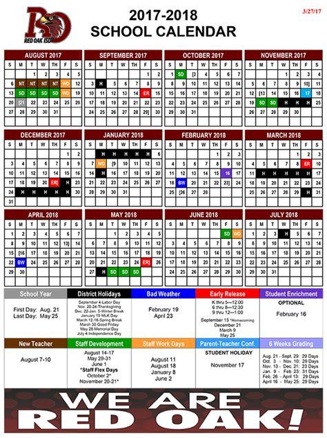 Student Calendar Dallas Isd | Calendar-2018