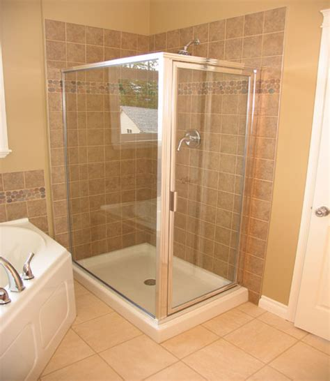 bathroom shower stall tips on selecting appropriate corner shower stalls bath decors