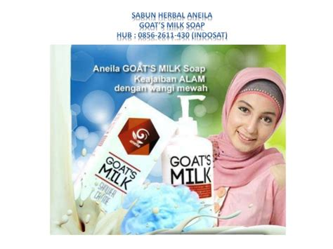 Sabun Herbal Aneila sabun kambing anelia sabun herbal sabun rempah