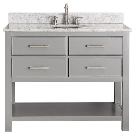 42 inch bathroom vanities canada apothecary single sink console pottery barn