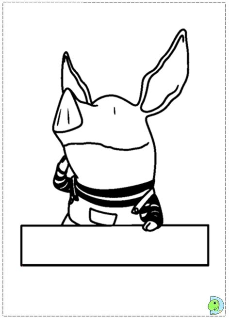 olivia pig coloring page olivia the pig free coloring pages