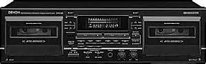 Denon Drw 585 Manual Double Cassette Deck Hifi Engine