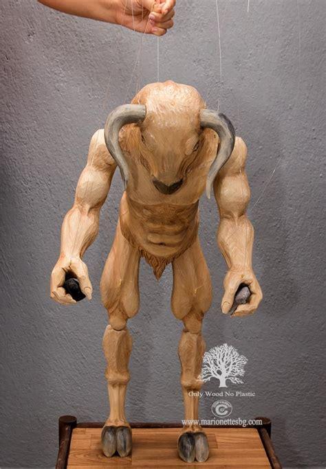 Handmade Marionettes - custom marionettes puppets original wood handmade