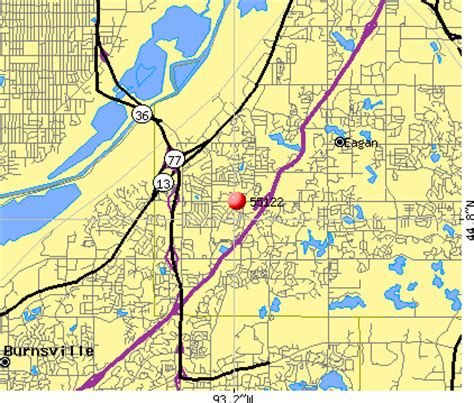 zip code map eagan mn 55122 zip code eagan minnesota profile homes