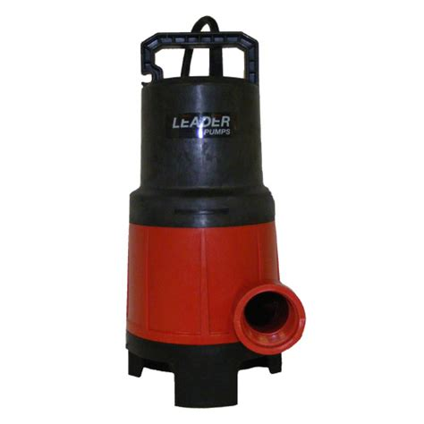 Pompa Celup Yang Bagus pompa celup air kotor leader ecovort 510