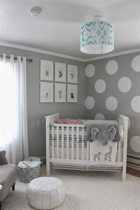 Gray Baby Room Pictures Photos And Images For Facebook Gray Nursery Decor