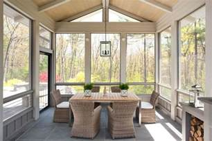 enclosed outdoor rooms glass enclosed patio design ideas