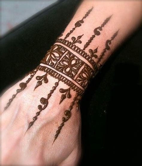 easy henna tattoo designs wrist bracelet mehndi henna bracelets and mehndi