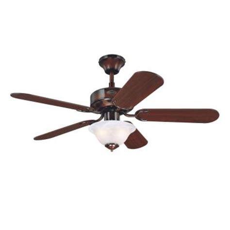 rustic ceiling fans home depot westinghouse richboro se 42 in rustic bronze ceiling fan