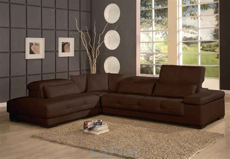 sectional sofa brown 12 photo of chocolate brown sectional sofa