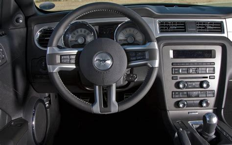2011 ford mustang v6 cockpit 171 road reality