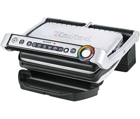 Toaster Power Rating Modes D Emploi Optigrill Tefal Gc702d01