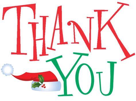 christmas thank you clip art clipart panda free