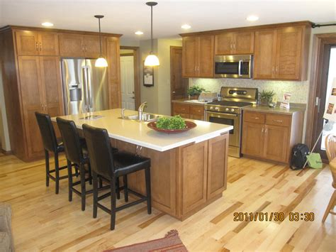designing kitchen island designing a kitchen island