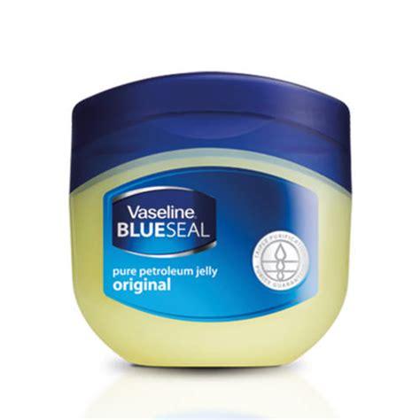 Berkualitas 49 Gram Vaseline Petroleum Jelly Original vaseline blue seal petroleum jelly original 450ml clicks