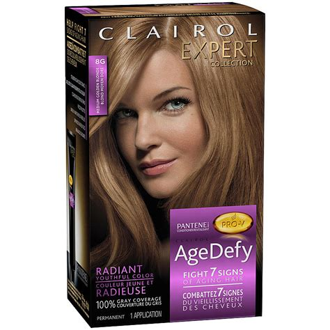 age 50 hair colors clairol age defy clairol expert nice n easy age defy