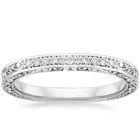 Vintage Style Wedding Rings Canada