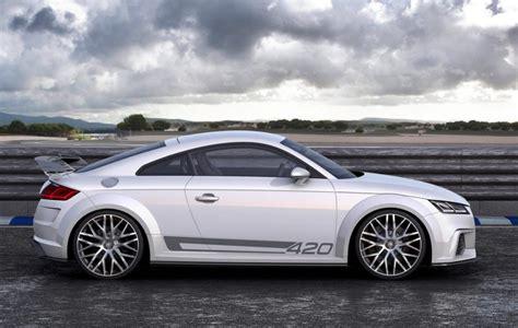 Audi Tt 2014 2014 audi tt quattro sport concept machinespider