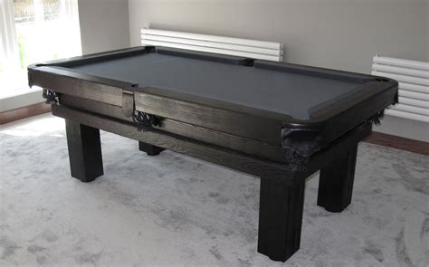 rustic pool or snooker table luxury pool tables