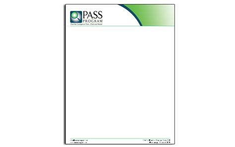 Template Of Letter Head Letterhead Format For Chartered Accountant