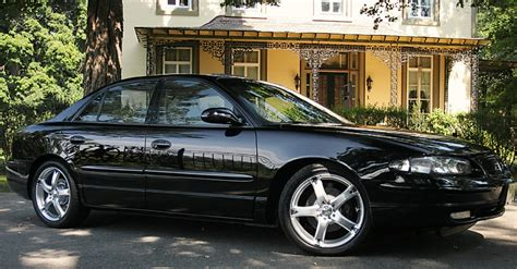 2003 buick regal supercharged supercharged buick regal gs the ultimate sleeper