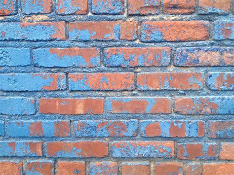 wallpaper blue brick a blog