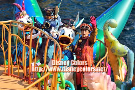 easter colors 2017 tds ファッショナブル イースター2017 鑑賞ガイド disney colors event guide