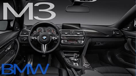 M3 Interior by 2014 All New Bmw M3 Interior Design