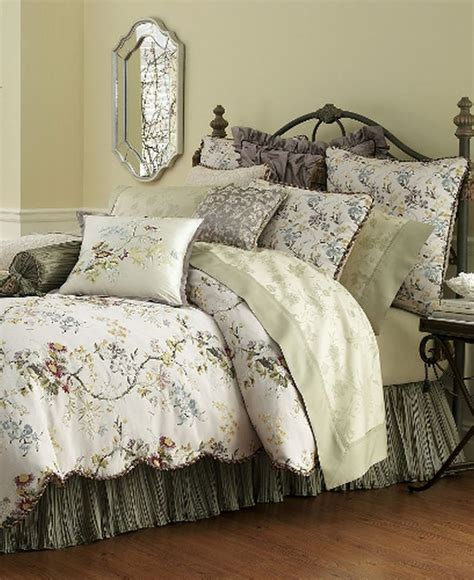 king comforters waterford courtland kiana 4pc cal king comforter set new