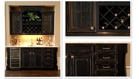 kitchen bar cabinet ideas furniture custom wet bar cabinets with wine rack and dark