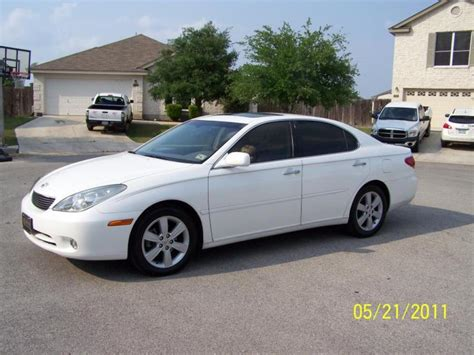 lexus es300 2006 2006 lexus es 330 information and photos zombiedrive