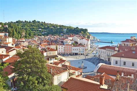 croatie slovnie de piran bruxelles de kust van sloveni 235 bezienswaardigheden in piran en omgeving