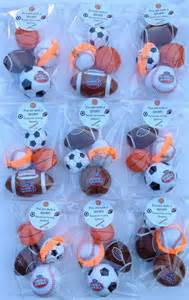 Sports Themed Favors sports favors birthday ideas