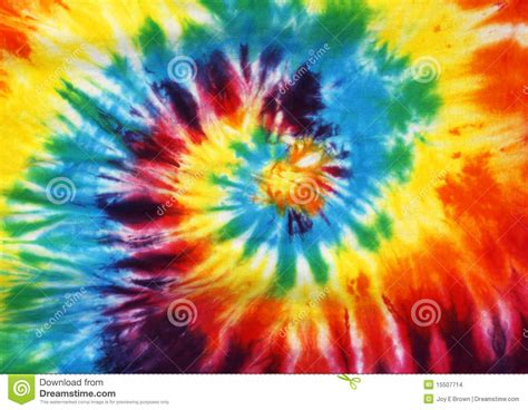 Tye Dye 10 Stock Photo Image Of Rainbow Swirl Hippy 15507714 Tie Dye Powerpoint Template