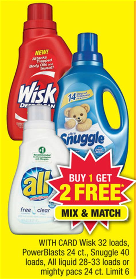 extreme couponing mommy cheap tide laundry detergent at extreme couponing mommy cheap wisk all snuggle at cvs