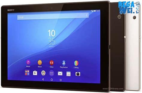 Spesifikasi Tablet Sony Z harga sony xperia z4 tablet lte dan spesifikasi begawei