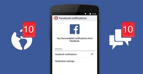 faceboock mobile get more of social notifications