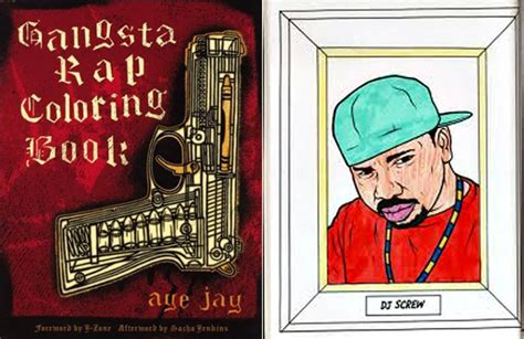 gangsta rap coloring book gangsta rap coloring book cool material