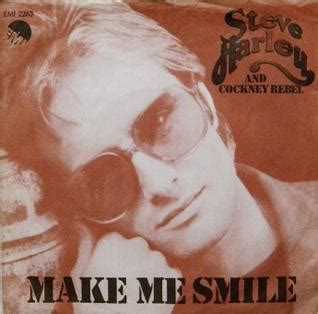 Make Me Up by Make Me Smile Come Up And See Me