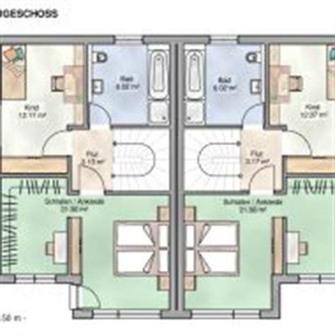 Grundriss Doppelhaus Ebenerdig by Grundriss Reihenhaus Modern