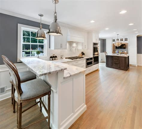 top of the line kitchen cabinets timeless grey and white kitchen middletown new jersey by