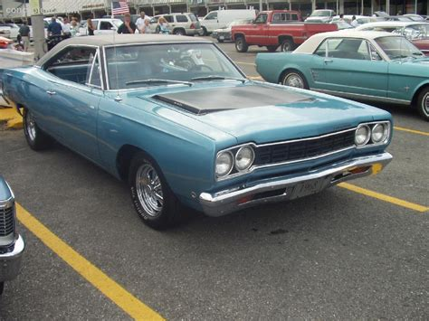 plymouth roadrunner images auction results and sales data for 1968 plymouth road