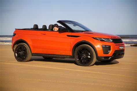 orange range rover evoque 2017 land rover range rover evoque reviews specs and