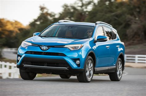 Pictures Of A Toyota Rav4 2016 Toyota Rav4 Hybrid Drive Review