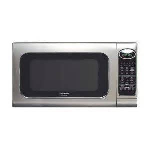 Microwave Oven Sharp R 249 In sharp r 520ks 2 cubic foot 1200 watt microwave