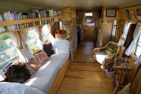 old school bus conversions interior bus conversions 1000 images about bus house interior layout ideas on