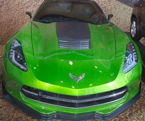Gm Evoteen Transformer Green Meet The Car Cast Of Transformers The Last