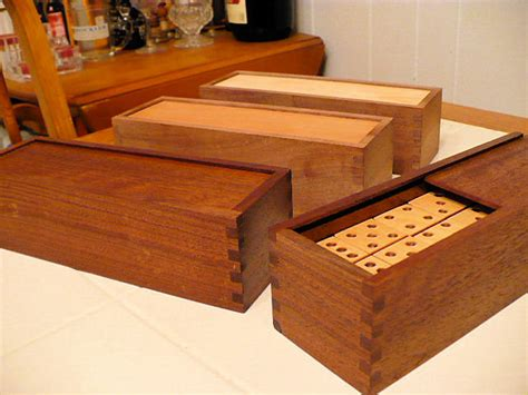 woodworking domino dominos domino boxes by fjpetruso lumberjocks